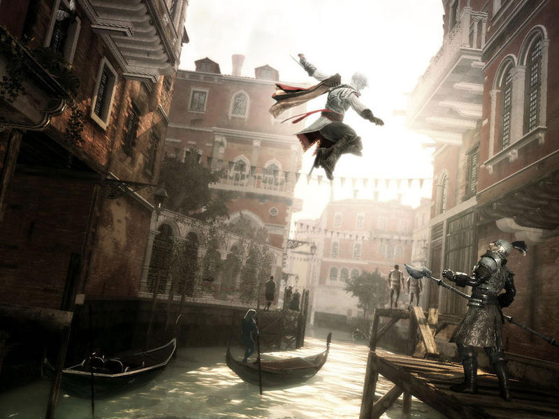 PS3 Assassin's Creed Revelations to include original Assassin's Creed.